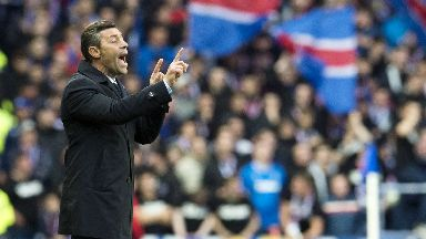 Rangers are yet to find a run of form under Pedro Caixinha this season.