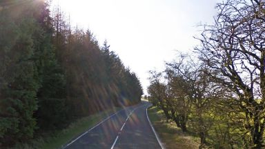 A704 West Calder to Forth Road