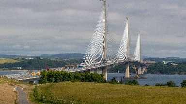 Queensferry Crossing construction quality generic