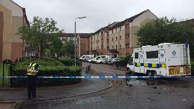 Ballantay Terrace in Glasgow