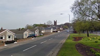 Coylton: The man died in the crash in Ayrshire.