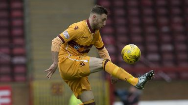 Louis Moult, Motherwell, March 2017