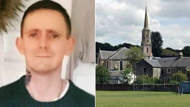 John McCue killed at John Hastie Park, Strathaven