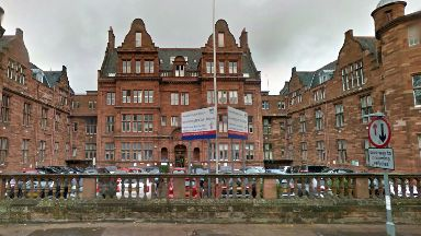 Royal Hospital for Sick Children in Edinburgh.
