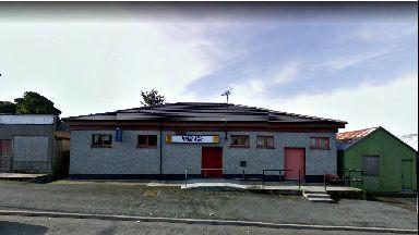 Maud JFC social club, Maud, Aberdeenshire. Generic from Google.