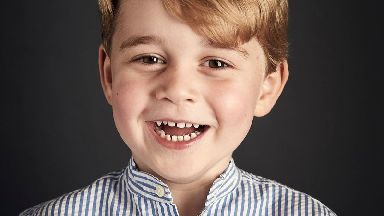 Prince George turns four on July 22.