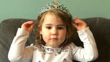 Isla Nelson, three-year-old best actress winner
