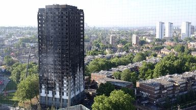 At least 80 people died in the Grenfell fire tragedy.