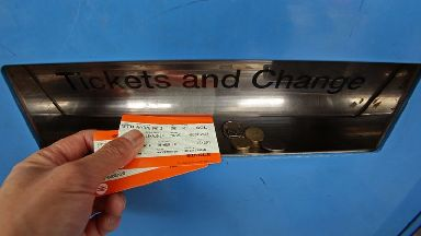 Regulated fares increased by 1.9% in January.