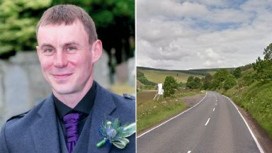 Iain Burnett who died in crash on A7 near Stow in the Borders.