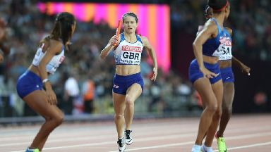 Zoey Clark on World Championship success