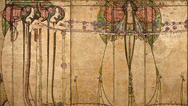 The May Queen Margaret Macdonald