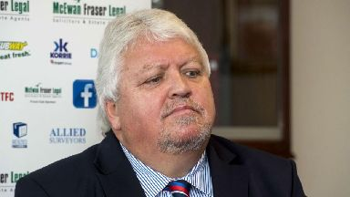 New Inverness chairman targets promotion