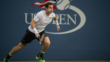 Andy Murray US Open 2015 24/8/17