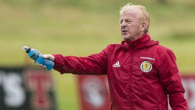 Gordon Strachan on Callum McGregor