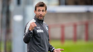 Signing: Neil McCann has added to his squad.