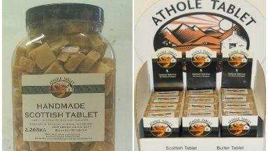 Athole tablet