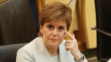 Nicola Sturgeon September 6 2017.