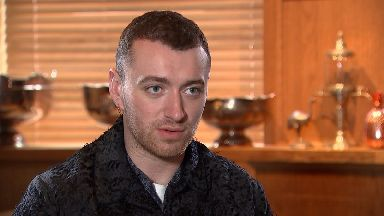 Sam Smith's new single is about an ex-boyfriend but he'll be drawing less on personal heartbreak