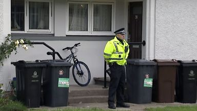 Unexplained death on Byron Crescent in Aberdeen