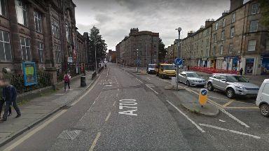 Meadows: Man was in a silver car in Edinburgh. Summerhall