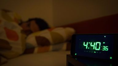A good night's sleep is vital for well-being
