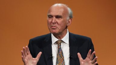 Lib Dems won't succeed as 'Ukip in reverse', says leader Sir Vince Cable