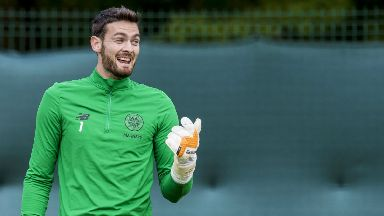 Craig Gordon, Sept 2017