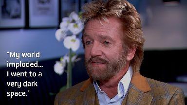 Noel Edmonds speaks to ITV News