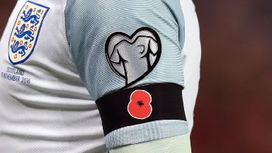 Fifa is set to allow a rule change allowing players to wear poppies.