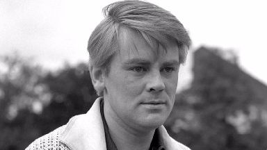 Tony Booth in the BBC TV series 'Catch Hand' in 1964.