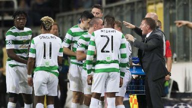Rodgers on Celtic's win over Anderlecht