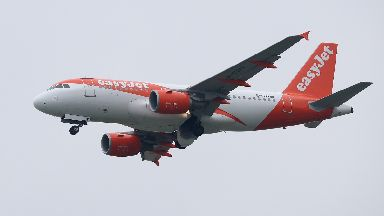 EastJet: Two landings attempted.