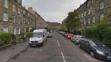 Rankeillor Street in Edinburgh
