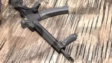 Twelve of Stephen Paddock's weapons were reportedly modified.