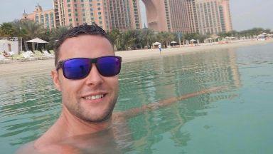 Dubai: Jamie was arrested. Jamie Harron