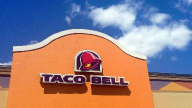 Taco Bell stock/generic image
