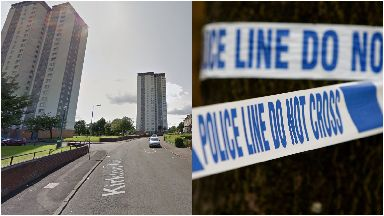 Kirkton Avenue: 48-year-old accused of killing man. Glasgow Knightswood