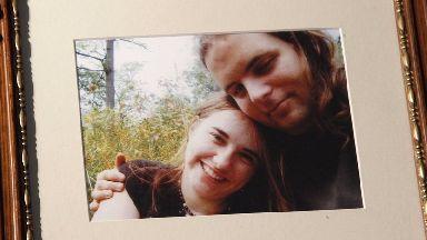 Caitlan Coleman and her husband Joshua Boyle.