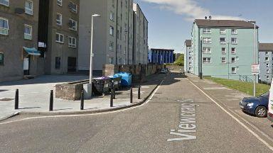 Viewcraig Street in Edinburgh.