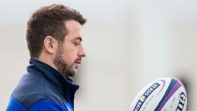 Greig Laidlaw, Scotland rugby