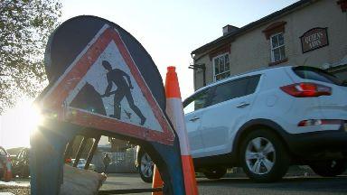Revealed: Huge number of roadworks overrunning in Britain