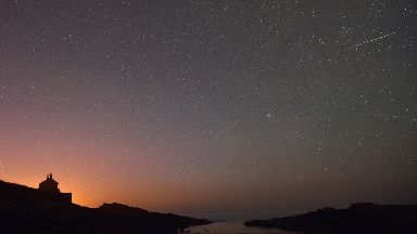 The Orionids meteor shower is expected to peak on Saturday night