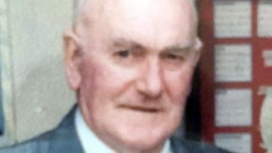Bob Cassie missing from home in Mintlaw, Aberdeenshire. Police Scotland handout