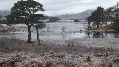 Winter is coming by Alan Duncan for Scotland from the roadside