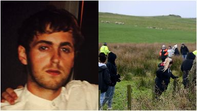 Shaun Ritchie: Huge searches have been carried out. Fraserburgh