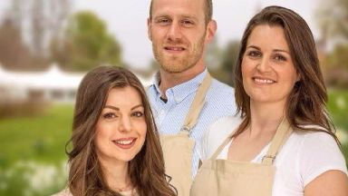 The GBBO finalists