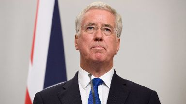 Sir Michael Fallon has resigned.