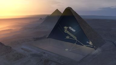 The Great Pyramid is the sole survivor of the ancient Seven Wonders of the World.