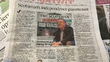 Scotsman Alex Salmond